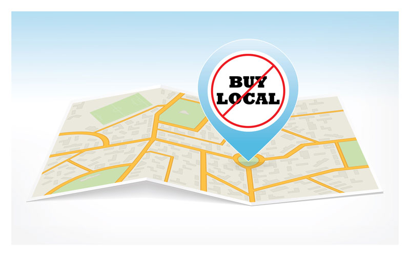 Why I don't support 'buy local' campaigns