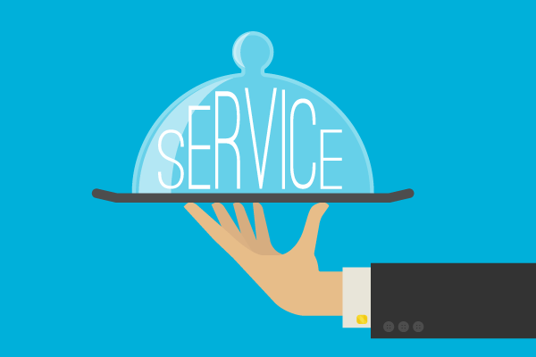 Customer Service – It's what you do with it that counts.
